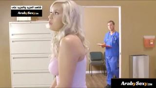 نيك في عيادة الدكتور الاطفال العرب في Www.hot-sex-porno.com