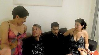 وقحة ديوث تبادل الزوجات الاطفال العرب في Www.hot-sex-porno.com